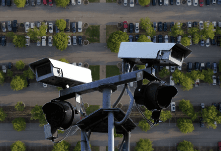 License Plate Reader Technology For Parking Enforcement