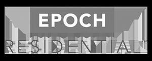 Epoch Residential Logo