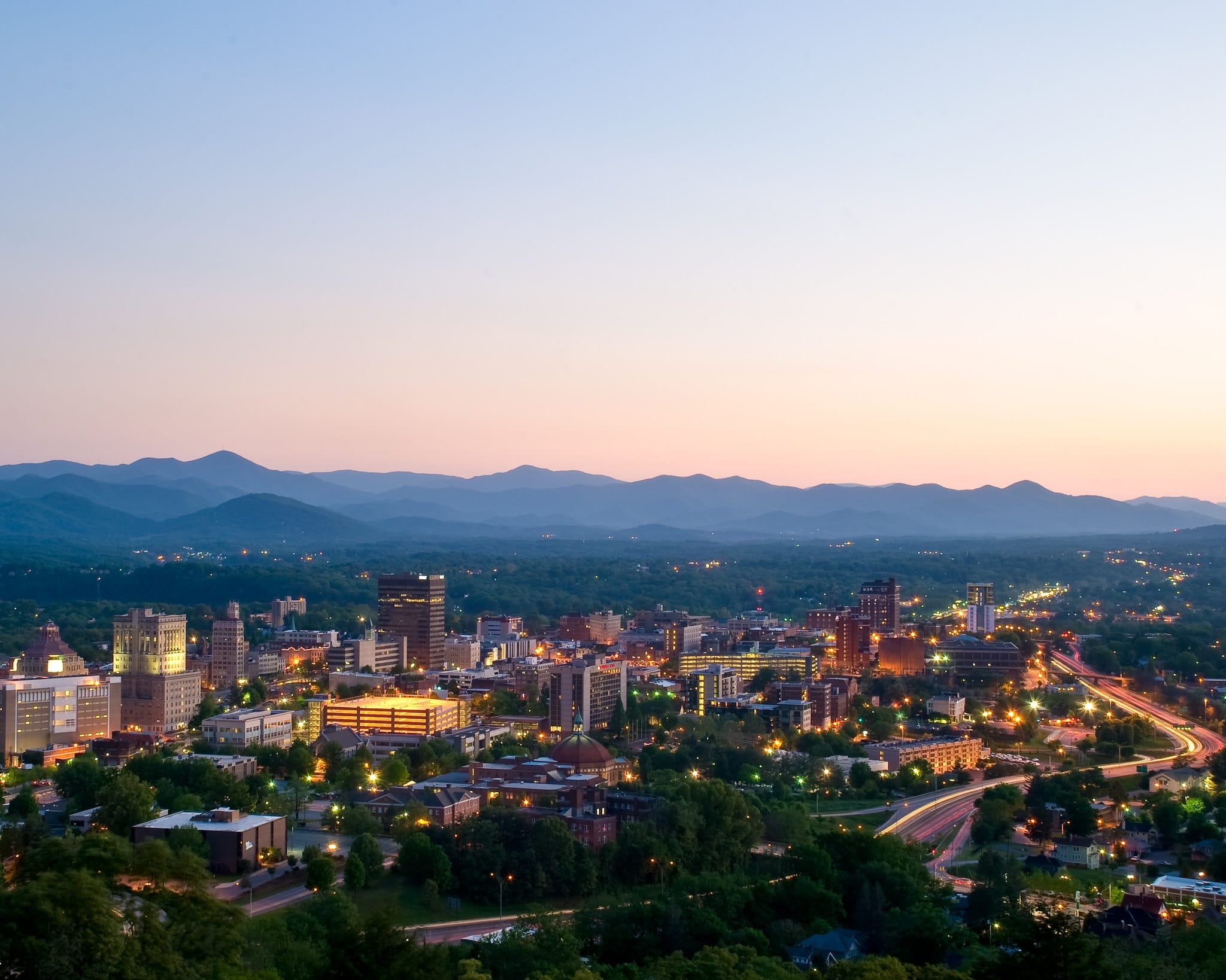 Asheville, NC Parking Software Provider